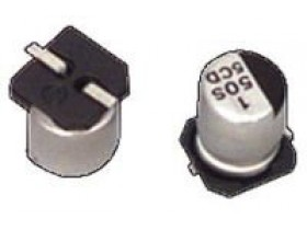 ELCO 220uF 6,3V  6,3x5,4