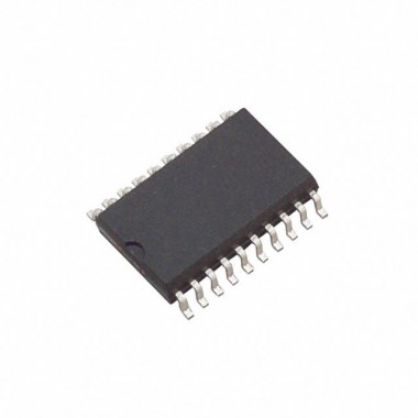 IC 74HC640 SO20 SMD    (TRANSCEIVER)