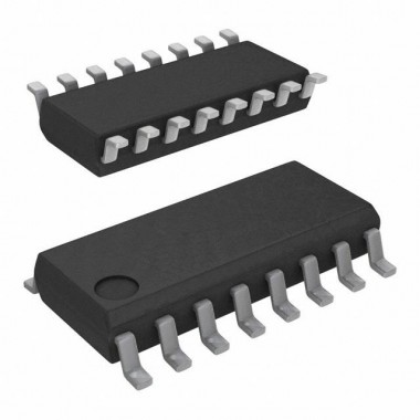 IC 74HC4053 SO16-OZKI SMD (MUX/DEMULT)