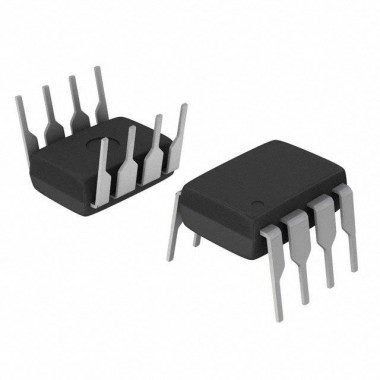 IC LF353P DIP8    (Dual J-FET AMPLIFIER )