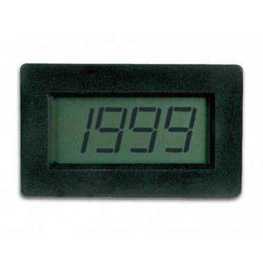 PMLCDL - 3-1/2 LCD DIGITALNI PANEL METER