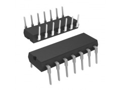 Nakup artikla INTEGRIRANO VEZJE LM319N DIP14   (VOLTAGE REGULATOR )