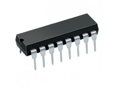 *IC AM2841APC/ADC DIP16 (64x4B FIRST-IN F-OUT)