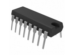 IC PCF8591P DIP16 (8-bit A/D and D/A)