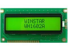 Nakup artikla PRIKAZOVALNIK LCD 2X16-OSV / WH1602A-YGH-ETK# ZELEN