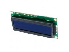 DISPLAY LCD 2X16-OSV / RC1602BB # MODER