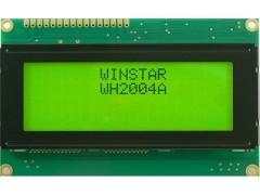 DISPLAY LCD 4X20 / WH2004A-NYG-ET#