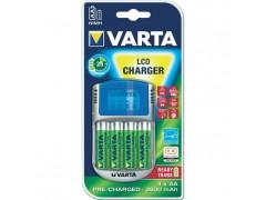 POLNILEC VARTA + USB in avtopol. + 4xAA2600mAh