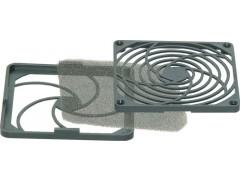 MREŽICA ZA VENT 80X80 - PLASTIČNA S FILTROM