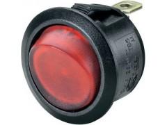 Nakup artikla STIKALO 250V 10A 4P 0KROGLI §30mm ON-OFF/ RDEČ