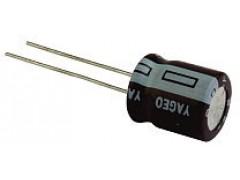 ELCO 2200uF 25V 13x26 R=5mm 105°C