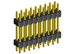 Nakup artikla LETVICA 2X36 M 2PLASTIKI R=2,54 L=40mm
