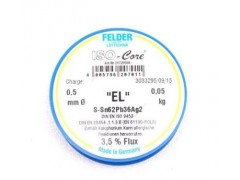 *CIN 60/40 0,5mm 50g / Felder