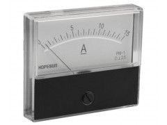 AIM7015A - ANA AMPERMETER 15A za PANEL 70x60mm
