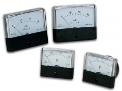 AVM7050 - ANA VOLTMETER 50V ZA PANEL 70x60mm