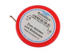 PLETENICA ZA ODSTRANJEVANJE CINA-1,5mm
