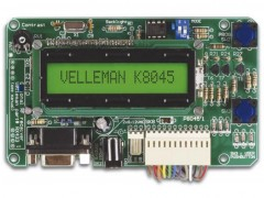K8045 - PROGRAMIBILNI LCD DISPLAY