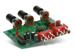 K8084 -  VOLUME AND TONE CONTROL - PREAMPLIFIER