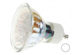 Nakup artikla LAMPLGU10W - WHITE GU10 LED LAMP - 240VAC