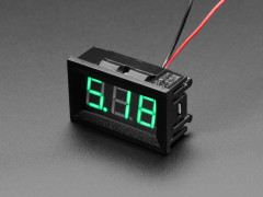 Nakup artikla INŠTRUMENT PANEL VOLT METER - 4.5V TO 30VDC