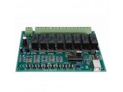 Nakup artikla VM8090 - 8-KANALNA USB RELEJNA KARTICA VELLEMAN