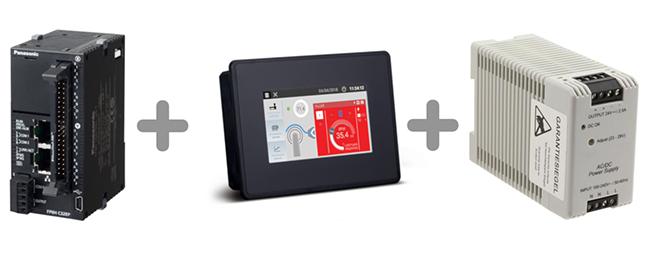 Panasonic PLC Starter Kit